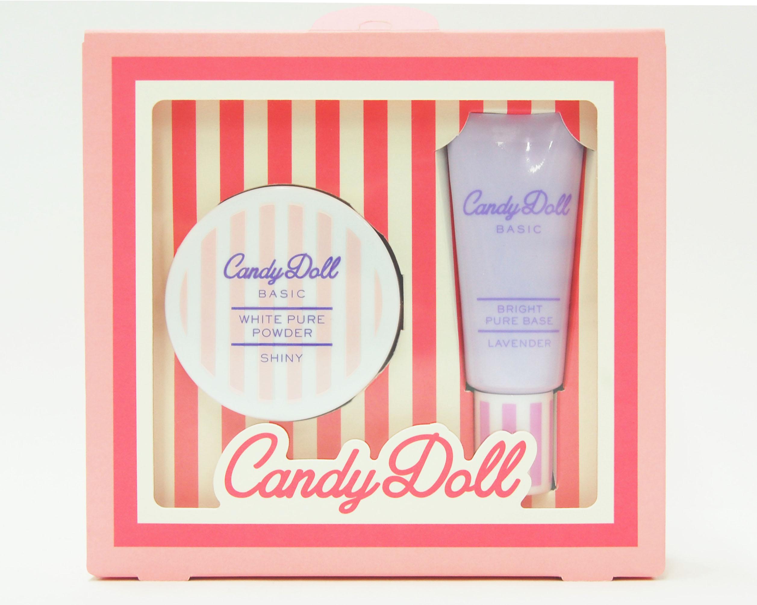 CandyDoll ミニセット シャイニー_hosei