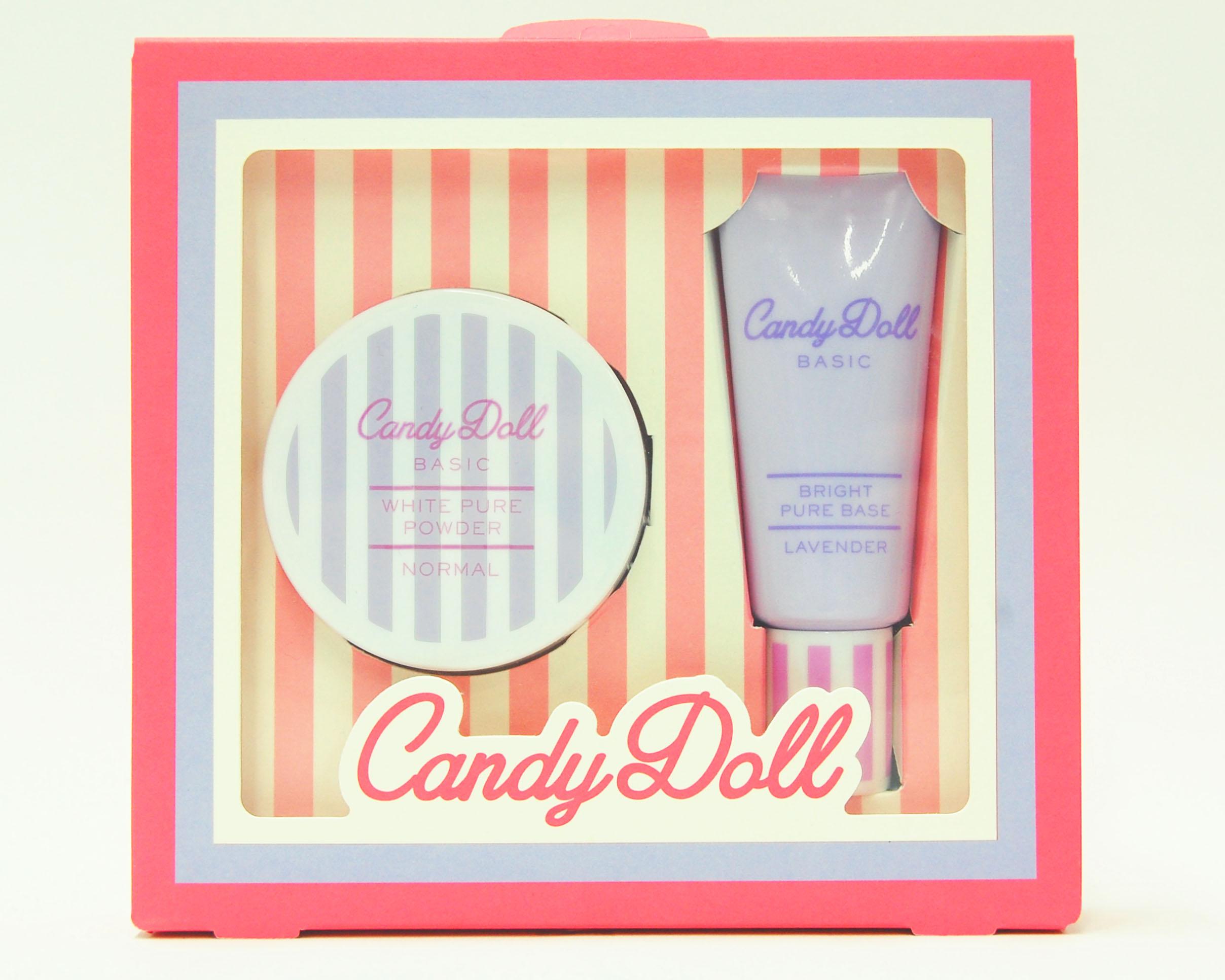 CandyDoll ミニセット ノーマル_hosei