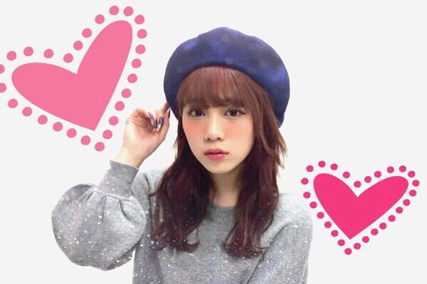 """""""かっちりベレー帽""""にぴったり♪10倍可愛くなるトレンドヘアメイク♡"""